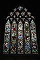 East window, A tree of Jesse, in St John the Baptist's Church, Tideswell.jpg