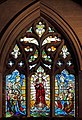 East window, St Oswald's, Bidston.jpg