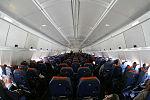 Economy class cabin of Aeroflot Ilyushin Il-96-300 (RA-96015).jpg
