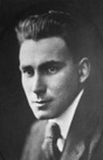 South Australian state election, 1933 - Image: Edgar Dawes