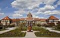 Edificio principal, Jardín Botánico, Múnich, Alemania 2012-04-21, DD 17.JPG