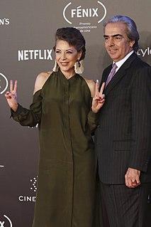 Edith González Mexican actress