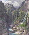 """Eduard Gurk - Beim """"Toten Weib"""" in der Frein - 1834.jpeg"""