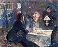 Edvard Munch - At Supper.jpg