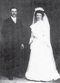 Edward and Elizabeth Hart wedding 1907.png