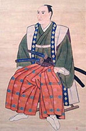 Egawa Hidetatsu - Egawa Hidetatsu autoportrait