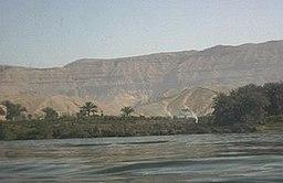Nilen i Ægypten