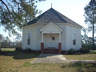 Falcon, North Carolina - Falcon Tabernacle
