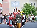 Eilenburg 1050-Jahrfeier Festumzug Bild 24 Das Pestjahr 1637.jpg