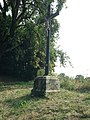 Eisenkreuz bei Burg Oberalfingen.JPG