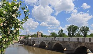 Tunca Bridge - Tunca bridge