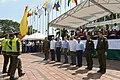 El Gobierno Nacional hace entrega de mil uniformados a la Policia Metropolitana de Cali, en cumplimiento de la politica de seguridad ciudadana (8341448071).jpg