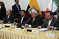 El Titular de la Función Legislativa, Fernando Cordero Cueva, recibió al presidente de la República Islámica de Irán, Mahmud Ahmadinejad (6689462307).jpg