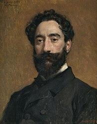 Raimundo de Madrazo y Garreta: The Printmaker Bernardo Rico