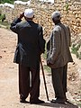 Elderly Men in Street - Outside Old City Walls - Harar - Ethiopia (8749455887).jpg