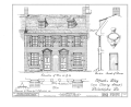 Elfreth's Alley (Houses), Philadelphia, Philadelphia County, PA HABS PA,51-PHILA,272- (sheet 10 of 19).png