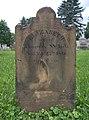 Elizabeth White Tombstone, Oak Spring Cemetery, 2015-06-27, 01.jpg