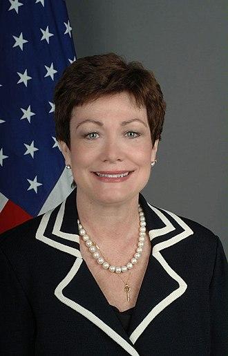 Ellen Tauscher - Image: Ellen Tauscher US State Dept photo