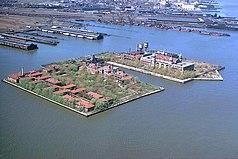 Ellis Island Aufnahme Test