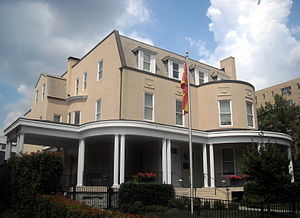 Embassy of Macedonia (Washington, D.C.)