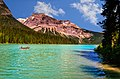 Emerald Lake is located in Yoho National Park, Alberta, Canada.jpg