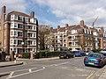 Emlyn Gardens flats, Bedford Park - geograph.org.uk - 741262.jpg
