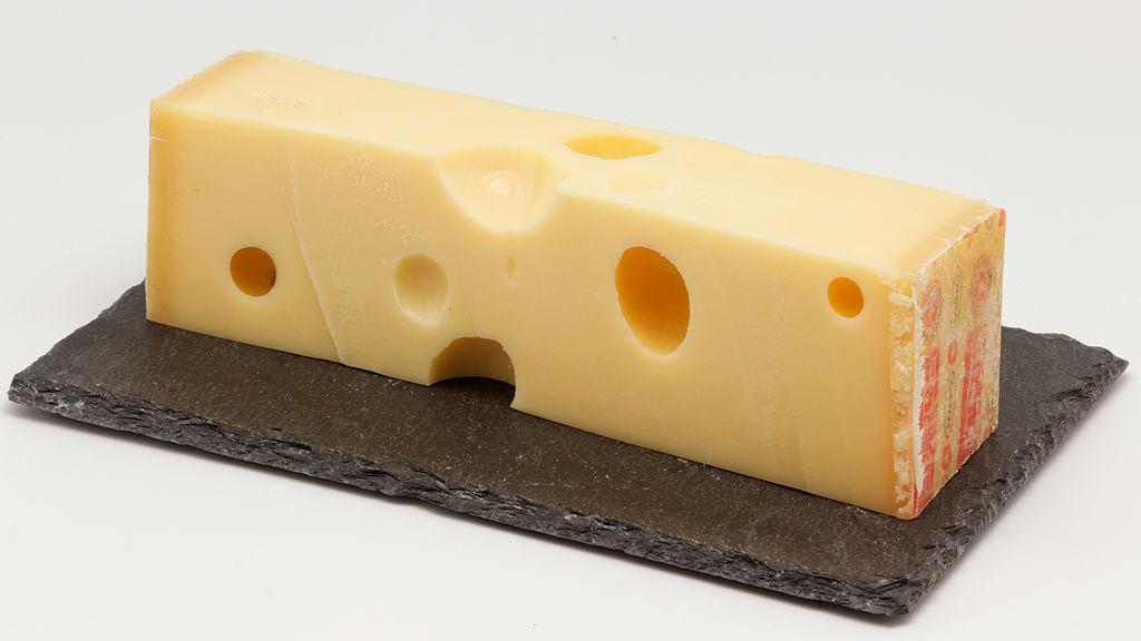 Le paradoxe du fromage à trous