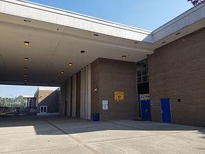 Emsley A. Laney High School - Image: Emsley A Laney High School