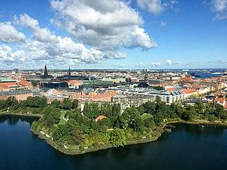 Christianshavns Vold - Enhjørningens Bastion