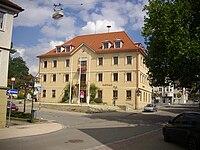 Eningen unter Achalm, Rathaus.jpg