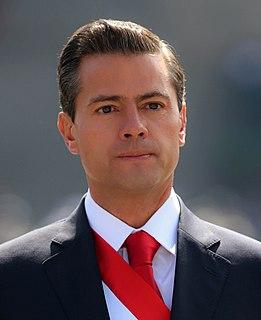 Enrique Peña Nieto 57th president of Mexico
