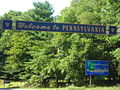 Entering Pennsylvania - original gantry.jpg