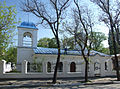 Entering into the temple of Mother of God church-1 ShiftN.jpg