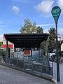 Entrée Gare Vincennes Rue Docteur Lebel - Vincennes (FR94) - 2020-10-15 - 1.jpg
