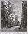 Entrée de la Rue de la cité, 1850 - Ancienne Rue de la lanterne.jpg