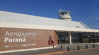 General Justo José de Urquiza Airport