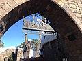 Entrance to Hogsmeade - Harry Potter World of Wizardry - Universal Studios, Orlando Florida - panoramio.jpg