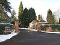 Entrance to Tylney Hall Hotel - geograph.org.uk - 1637753.jpg