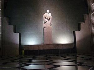 Congress House - Image: Epstein Sculpture