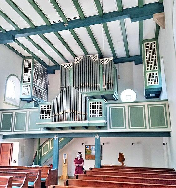 Datei:Erding, Christuskirche (Steinmeyer-Orgel) (3).jpg