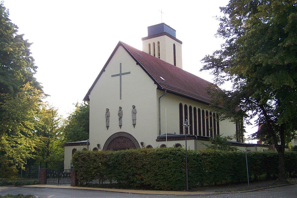 St Bonifatius Lübeck