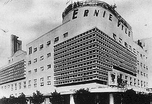Tokyo Takarazuka Theater - Ernie Pyle Theatre era (1940s)