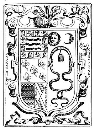 Escudo Inca Garcilaso