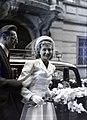 Esküvői fotó, 1946 Budapest. Fortepan 105120.jpg