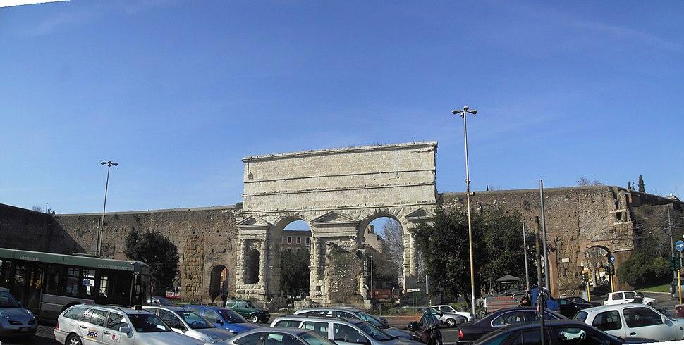 Esquilino - Porta Maggiore - st1