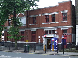 Essex Road stn building.JPG