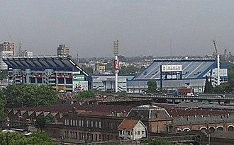 José Amalfitani Stadium - Image: Estadio José Amalfitani