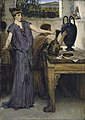 Etruscan Vase Painters - Lawrence Alma-Tadema - 1871- MCAG 1980 233.jpg