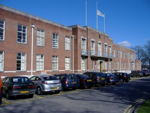 Civic Offices at Swindon