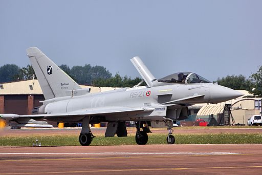 Eurofighter Typhoon - RIAT 2013 (24850018709)